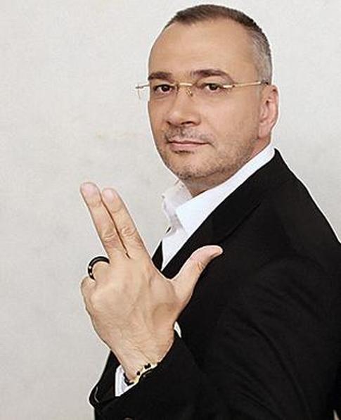 Я считаю, что Константин Меладзе - это событие в мире нашей эстрадной